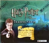 Harry Potter Order of the Phoenix Hobby Box (Artbox)