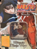 Naruto Sasuke Uchiha Collectible Tin (Box) (Bandai)