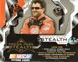 2007 Press Pass Stealth Racing Hobby Box