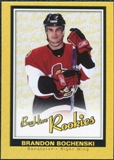 2005/06 Upper Deck Beehive Rookie #91 Brandon Bochenski RC