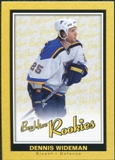 2005/06 Upper Deck Beehive Rookie #96 Dennis Wideman RC
