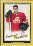 2005/06 Upper Deck Beehive Rookie #114 Dion Phaneuf RC