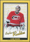 2005/06 Upper Deck Beehive Rookie #117 Cam Ward RC