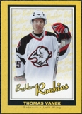 2005/06 Upper Deck Beehive Rookie #120 Thomas Vanek RC