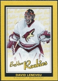 2005/06 Upper Deck Beehive Rookie #125 David Leneveu RC