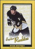 2005/06 Upper Deck Beehive Rookie #137 Ryan Whitney RC