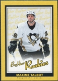 2005/06 Upper Deck Beehive Rookie #141 Maxime Talbot RC