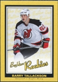 2005/06 Upper Deck Beehive Rookie #153 Barry Tallackson RC
