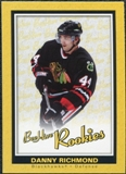 2005/06 Upper Deck Beehive Rookie #155 Danny Richmond RC