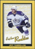 2005/06 Upper Deck Beehive Rookie #159 Jeff Tambellini RC