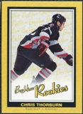2005/06 Upper Deck Beehive Rookie #168 Chris Thorburn RC