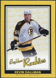 2005/06 Upper Deck Beehive Rookie #175 Kevin Dallman RC