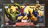 Marvel Masterpieces Hobby Box (2007 Upper Deck)