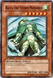 Yu-Gi-Oh Force of the Breaker Single Raiza the Storm Monarch Super Rare