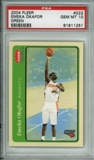 2004/05 Fleer Tradition Green #222 Emeka Okafor RC PSA 10 Gem Mint