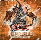Upper Deck Yu-Gi-Oh Force of the Breaker SE Box