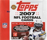 2007 Topps Football Jumbo Box