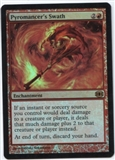 Magic the Gathering Future Sight Single Pyromancer's Swath Foil