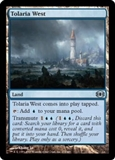 Magic the Gathering Future Sight Single Tolaria West Foil
