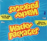 Wacky Packages Series 6 Hobby Box (2007 Topps)