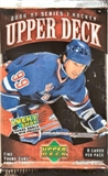 2006/07 Upper Deck Series 2 Hockey Retail Pack