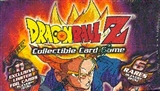 Score Dragon Ball Z Trunks ReForged Starter Deck Box