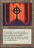 Magic the Gathering Chronicles Single Tormod's Crypt - SLIGHT PLAY (SP)