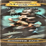 WOTC Dungeons & Dragons Miniatures Night Below Booster Pack
