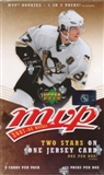 2007/08 Upper Deck MVP Hockey Hobby Box
