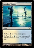 Magic the Gathering 10th Edition Single Adarkar Wastes - NEAR MINT (NM)