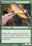 Magic the Gathering 10th Edition Single Birds of Paradise - NEAR MINT (NM)