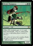 Magic the Gathering 10th Edition Single Elvish Champion UNPLAYED (NM/MT)