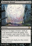 Magic the Gathering 10th Edition Single Midnight Ritual UNPLAYED (NM/MT)