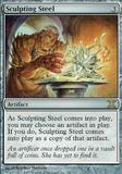 Magic the Gathering 10th Edition Single Sculpting Steel - NEAR MINT (NM)