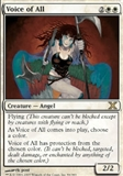 Magic the Gathering 10th Edition Single Voice of All - NEAR MINT (NM)