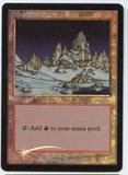Magic the Gathering Promotional Single Mountain Foil (Arena Ice Age)