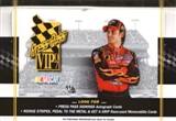 2007 Press Pass VIP Racing Hobby Box