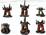 WizKids MechWarrior Republic of the Sphere Battleforce Set 2 (Box)