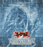 Upper Deck Yu-Gi-Oh Tactical Evolution Special Edition Box