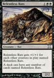 Magic the Gathering 10th Edition Single Relentless Rats - NEAR MINT (NM)