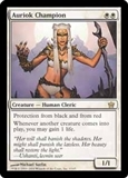 Magic the Gathering Fifth Dawn Single Auriok Champion - SLIGHT PLAY (SP)