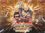 Upper Deck Yu-Gi-Oh Rise of the Dragon Lords Structure Deck Box