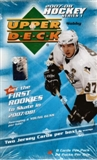 2007/08 Upper Deck Series 1 Hockey Hobby Box