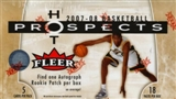 2007/08 Fleer Hot Prospects Basketball Hobby Box