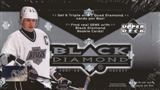 2007/08 Upper Deck Black Diamond Hockey Hobby Box