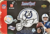 2007 Upper Deck Sweet Spot Football Hobby Box