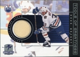 1999/00 Upper Deck Wayne Gretzky Hockey Tools of Greatness #TGDW Doug Weight