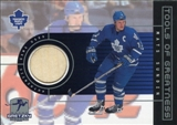 1999/00 Upper Deck Wayne Gretzky Hockey Tools of Greatness #TGMS Mats Sundin