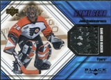 2000/01 Upper Deck Black Diamond Game Gear #BJV John Vanbiesbrouck Blocker