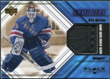 2000/01 Upper Deck Black Diamond Game Gear #CKM Kirk McLean Glove